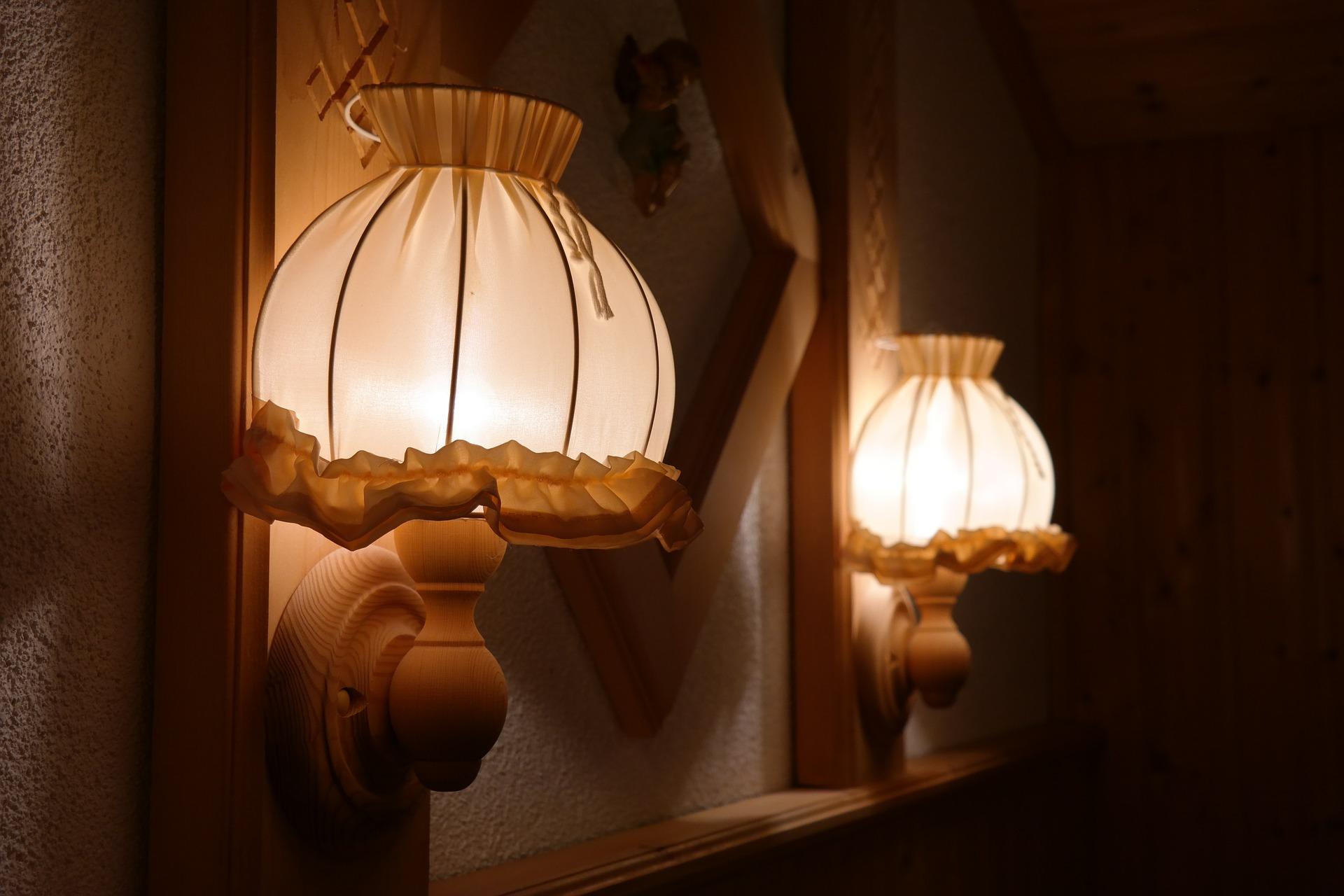 床頭燈壁燈式